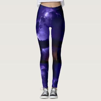 Las polainas de las mujeres leggings