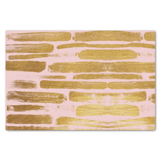 Las rayas artísticas de la pincelada de la pintura papel de seda