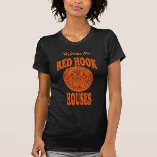 Las señoras acogen con satisfacción a las casas camiseta