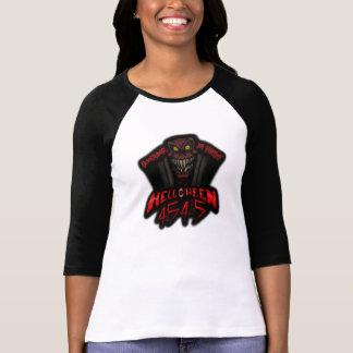Las señoras M ver. blanco de la camiseta de Boojum