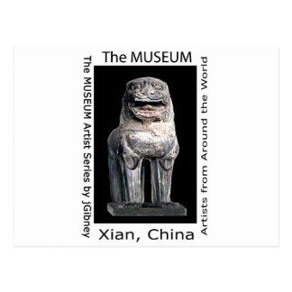 Las series del artista del MUSEO por jGibney Tarjeta Postal