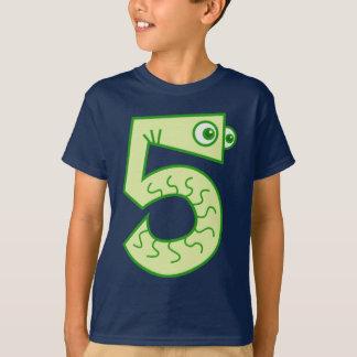 Las serpientes VIVAS soy 5 camisetas del