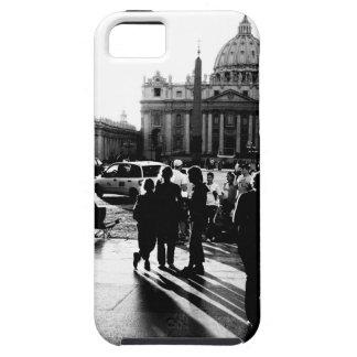 las siluetas de la gente funda para iPhone SE/5/5s