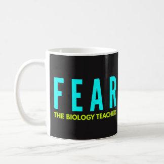 Las tazas de café divertidas - tema al profesor de