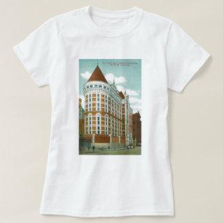Las tumbas y el edificio del Tribunal Penal, NY Camiseta