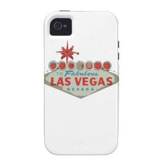 Las Vegas .ai iPhone 4/4S Funda