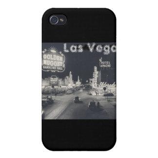 Las Vegas céntrico iPhone 4 Cárcasa