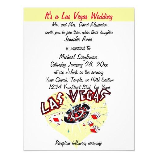 Las Vegas contemporáneo que casa el corazón Anuncios