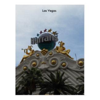 Las Vegas de Harrah Postal