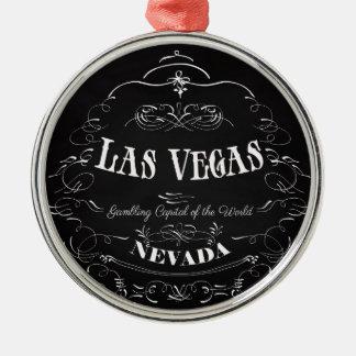 Las Vegas, Nevada - capital de juego del mundo Adorno Para Reyes