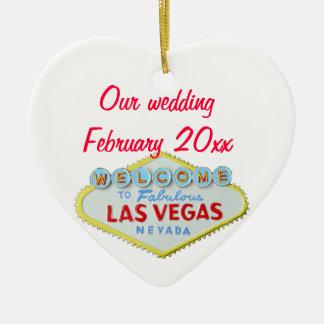 Las Vegas que casa el recuerdo Adorno
