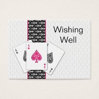 Las Vegas que se casa deseando tarjetas bien