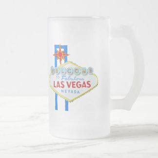 Las Vegas Taza De Cristal