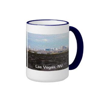 Las Vegas Taza De Dos Colores