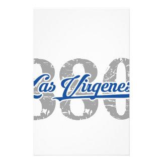 Las Virgenes 880 Papelería Personalizada