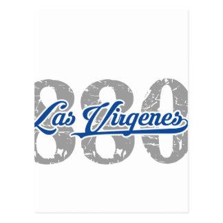 Las Virgenes 880 Postal