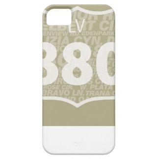 Las Virgenes - blanco del LV 880 difundido iPhone 5 Coberturas