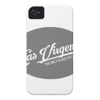 Las Virgenes - óvalo Case-Mate iPhone 4 Funda