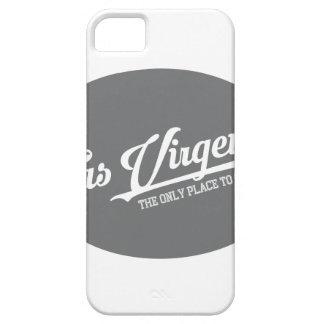 Las Virgenes - óvalo iPhone 5 Case-Mate Carcasa