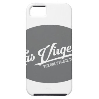 Las Virgenes - óvalo iPhone 5 Case-Mate Coberturas