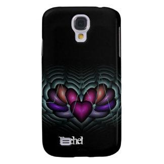 Latido del corazón eléctrico iPhone3G Funda Para Galaxy S4
