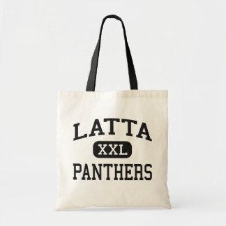 Latta - panteras - joven - Ada Oklahoma Bolsa Tela Barata