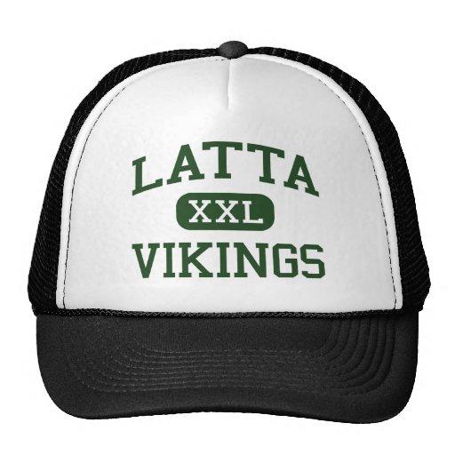 Latta - Vikingos - altos - Latta Carolina del Sur Gorros