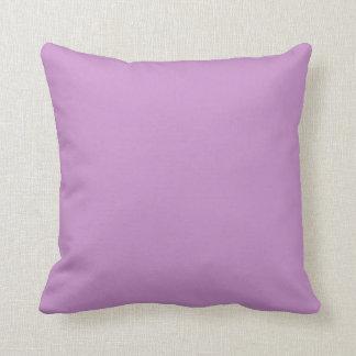 """Lavanda púrpura"" Cojín"