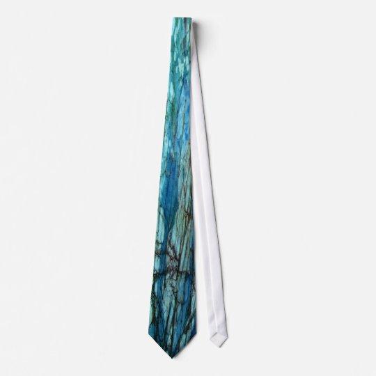 Lazo abstracto marino del dise o de la turquesa y corbata for Disenos de corbatas