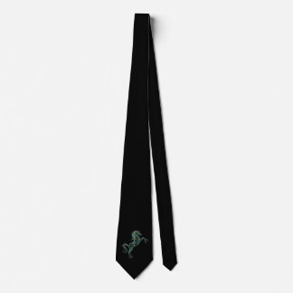 Lazo árabe del caballo corbata personalizada