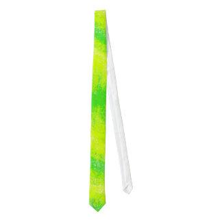 lazo colorido corbata fina
