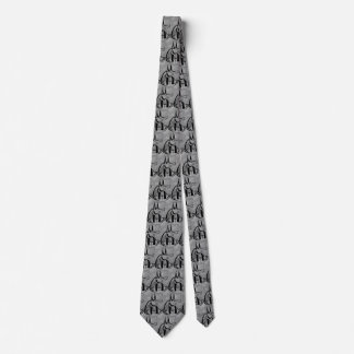 Lazo de Anubis Corbatas Personalizadas