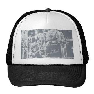 lazo de la clase-e gorras