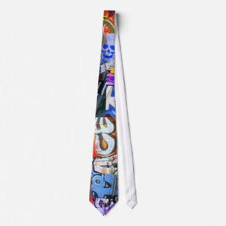 Lazo de la pintada corbata