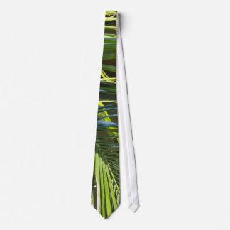 Lazo de las frondas de la palmera corbatas