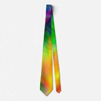 Lazo de los colores corbatas