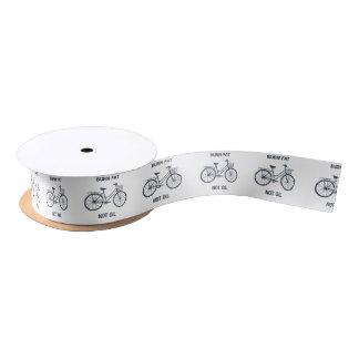 Lazo De Raso Aceite de la grasa de la quemadura de la bicicleta