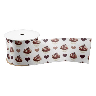 Lazo De Raso modelo de las magdalenas del chocolate