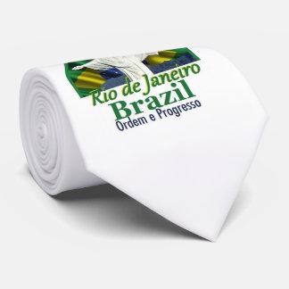 Lazo de Río de Janeiro el Brasil Corbata