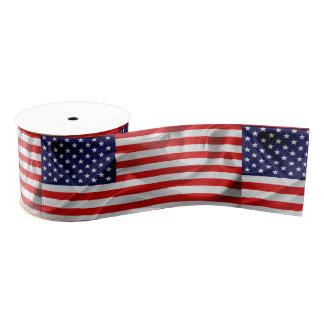 Lazo De Tela Gruesa La bandera de los Estados Unidos de América