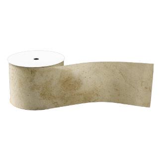 Lazo De Tela Gruesa Papel viejo en blanco antiguo manchado rústico