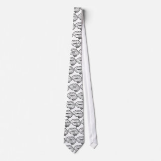 Lazo de Zebrafish Corbata Personalizada