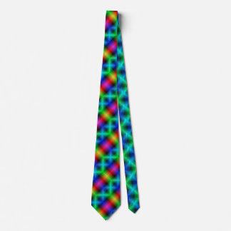 Lazo del arco iris corbata personalizada