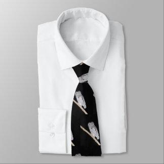 Lazo del búho corbata