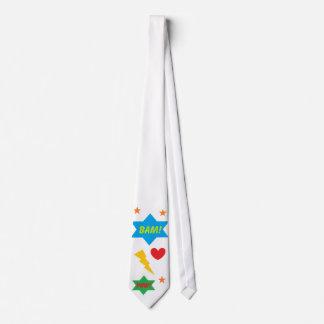 Lazo del cómic corbatas