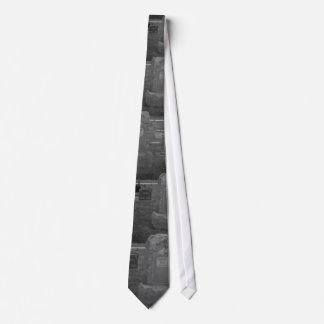 Lazo del director de funeraria o del empresario de corbatas personalizadas