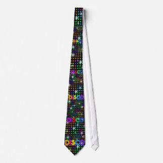 Lazo del DISCO por SRF Corbata Personalizada