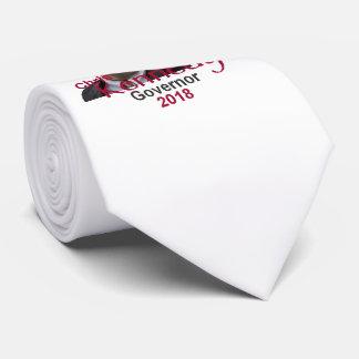 Lazo del gobernador de Chris KENNEDY Corbata Personalizada