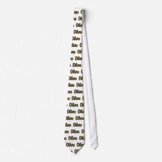 Lazo del logotipo del orgullo del engrasador corbata personalizada