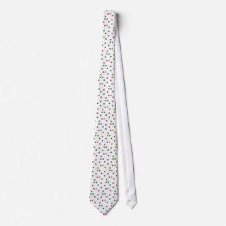 Lazo del lunar corbatas personalizadas